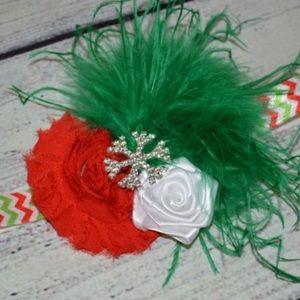 Other - Christmas baby toddler girl headband